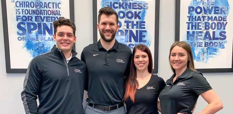 Staff at Limitless Chiropractic in Covington LA