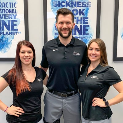 Team at Limitless Chiropractic