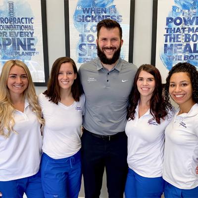 Chiropractic Covington LA Staff at Limitless Chiropractic