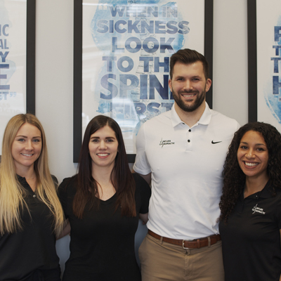 Chiropractic Covington LA Staff at Limitless Chiropractic