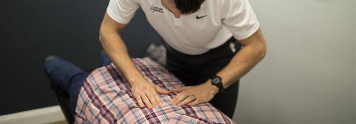 Chiropractor Covington LA Jason O'Rear Fixes Back Pain